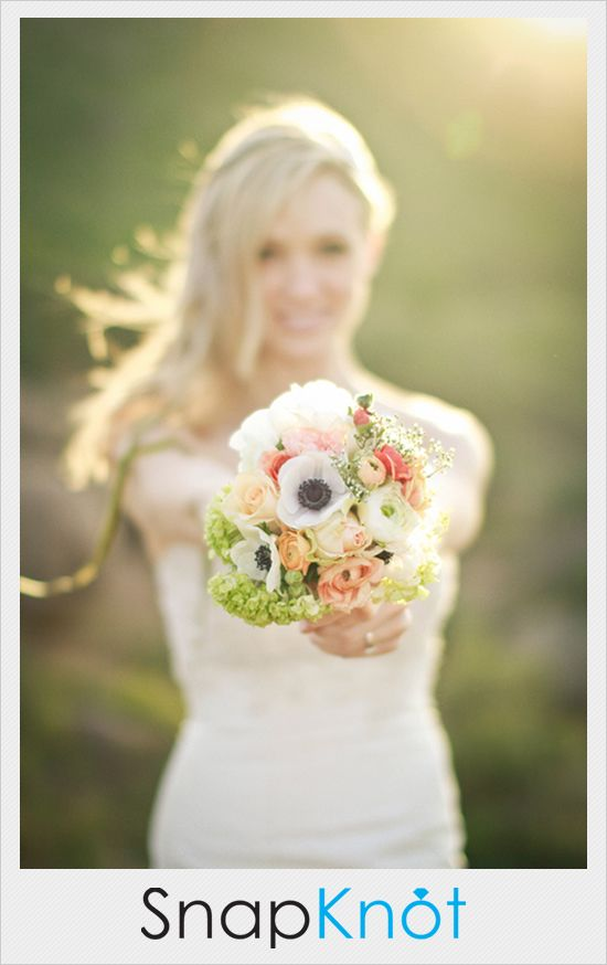 My photo was used as an ad from SnapKnot on WeddingChicks. Pretty exciting. :)