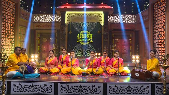 COLORS Tamil brings to you a week filled with divinity on Bhajan Samraat
