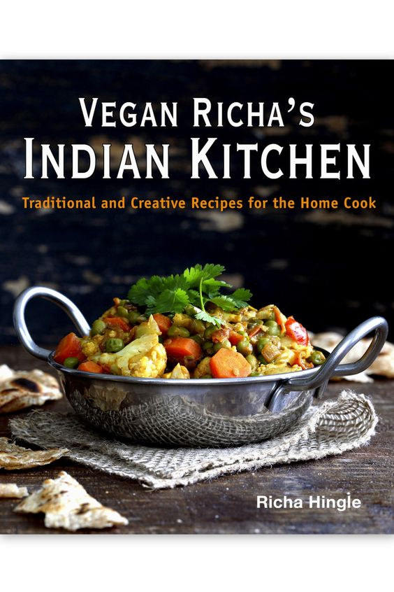 Vegan Richa's Indian Kitchen - From delicious dals to rich curries, flat breads, savoury breakfasts, snacks, and much more, this book brings you Richa Hingle's collection of plant-based Indian recipes inspired by regional cuisines, Indian culture, local foods, and proven methods. Recommended by Susan F D
