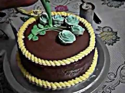 Belajar Menghias Kue Tart Mudah Dan Menyenangkan Tapi
