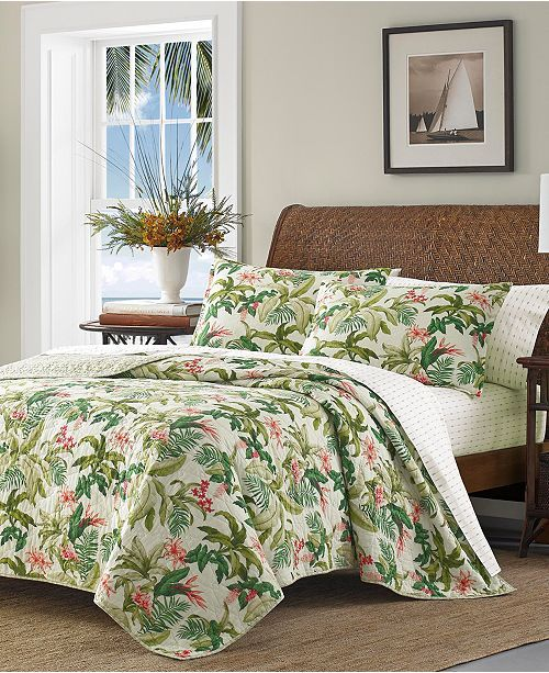 Tommy Bahama Home Tommy Bahama Monte Verde King Quilt Reviews