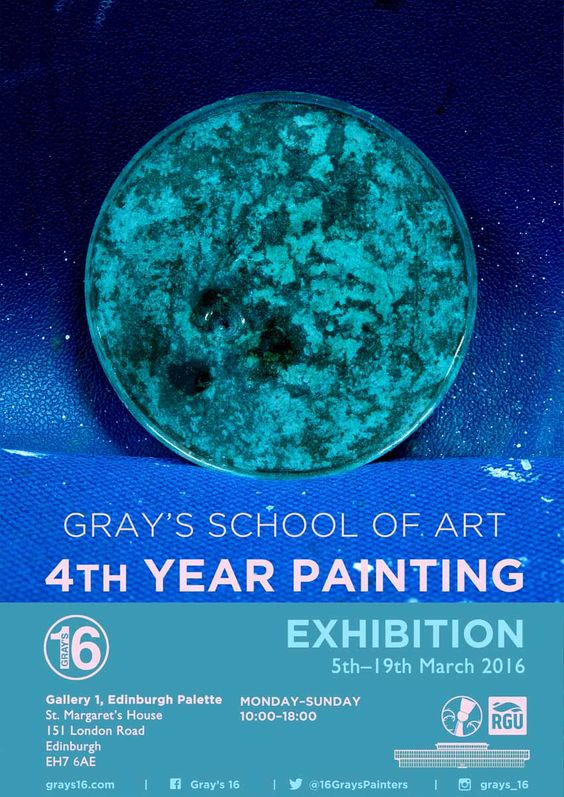 Gray´s School of Art_4th Year Painting Exhibition