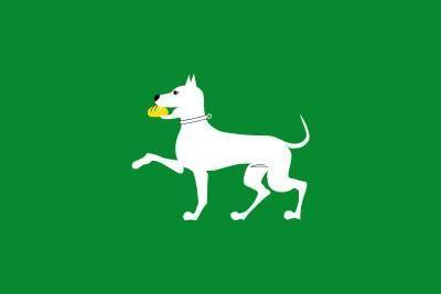 Bandera de Vilobí del Penedès (Fuente: http://www.comprarbanderas.es/blog/)
