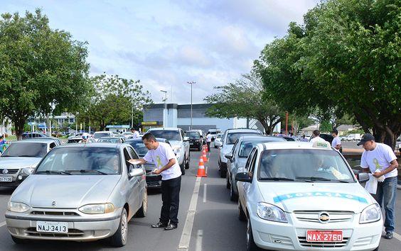 Prefeitura Boa Vista adere campanha de trânsito que valoriza a vida #pmbv #prefeituraboavista #boavista #roraima