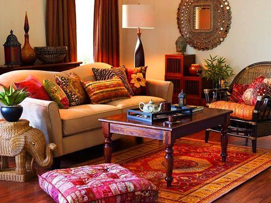 Creating Ideas Indian Inspired Living Roo Room Traditional Ideas Indian Living Room Traditional C Indian Living Rooms Home Decor Indian Home Decor