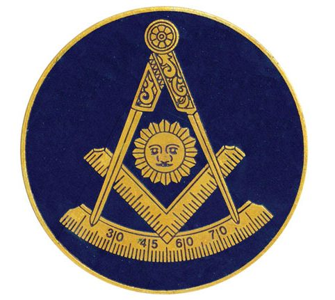 Grand Masonic Lodge Symbol