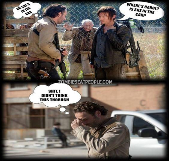 Rick Grimes Memes - Page 11