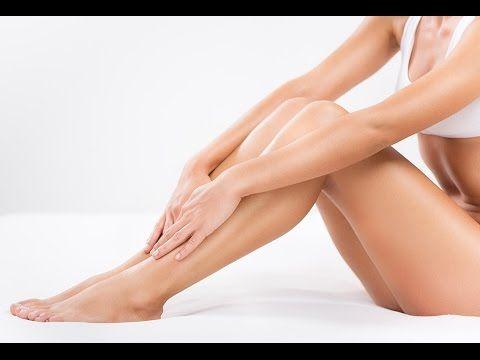 Comment enlever les poils définitivement de tout le corps/Masque curcuma anti poils - YouTube