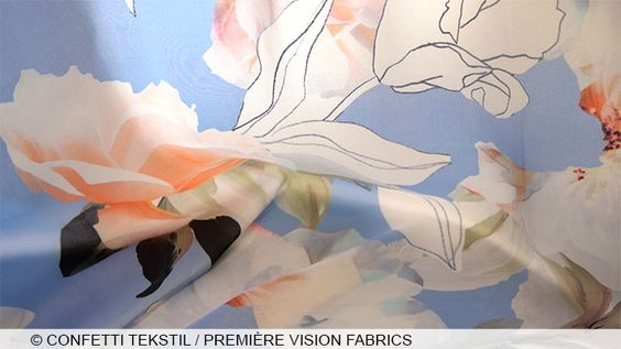 Fabrics Spring / Summer 2017 | Première Vision Paris