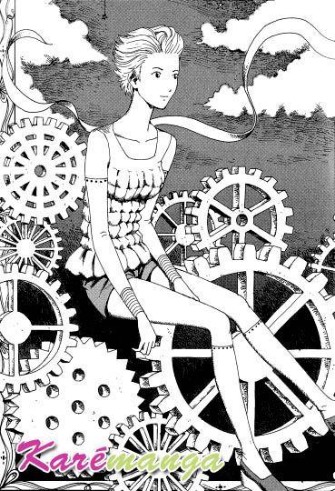 """La Musique de Marie"" manga by Usamaru Furuya"