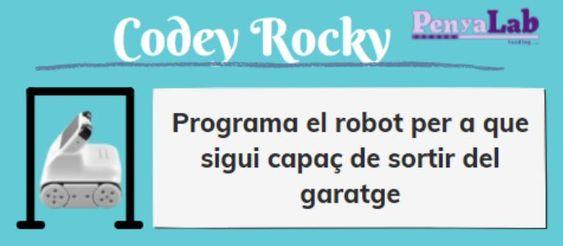 CODEY ROCKY – Surt del garatge