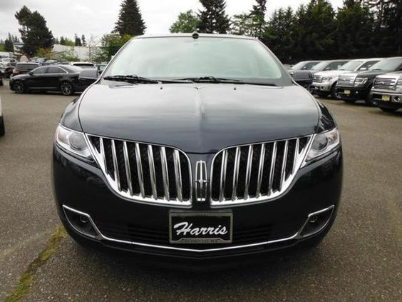2013 Lincoln MKX Base AWD 4dr SUV SUV 4 Doors Silver for sale in Lynnwood, WA Source: http://www.usedcarsgroup.com/new-lincoln-mkx-for-sale