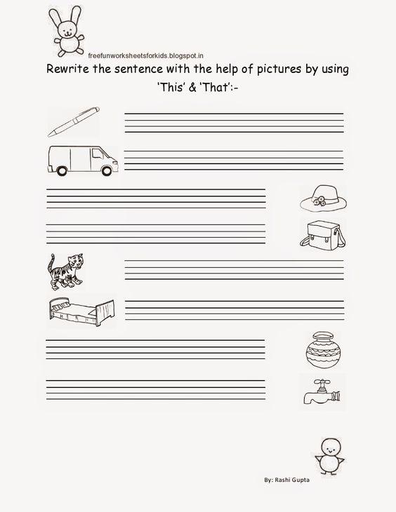 free fun worksheets for kids free printable worksheet for class k g make sen class 1. Black Bedroom Furniture Sets. Home Design Ideas