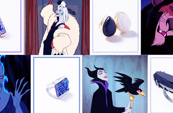 11 rings worthy of Disney Villains | jewelry | [ https://style.disney.com/fashion/2016/06/04/rings-worthy-of-disney-villains/#yzma ]