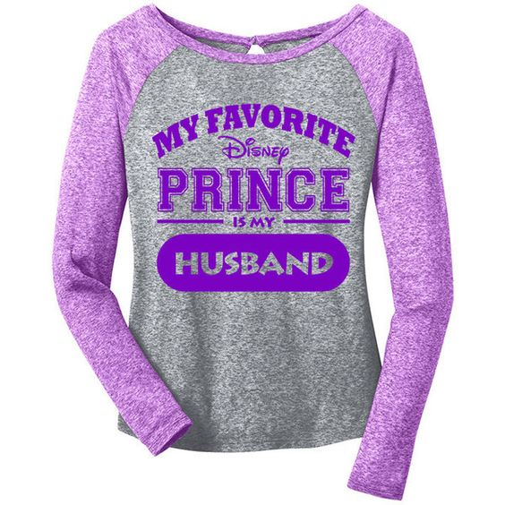 Disney My Favorite Prince Is My Husband Iron on Transfer Printable... (£1.92) ❤ liked on Polyvore featuring tops, silver, women's clothing, checkered shirt, silver top, silver shirts, checked shirt and print shirts