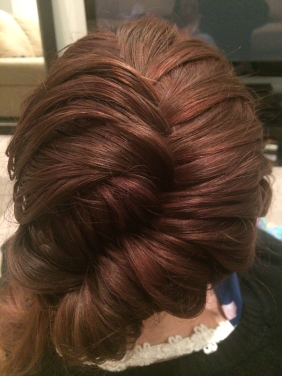 Fish plait recreated