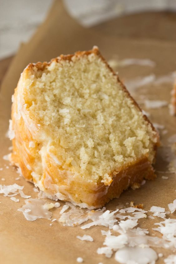 Pound cake recipe using baking powder