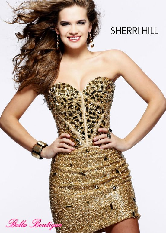 This dress is so me! Love it! :)