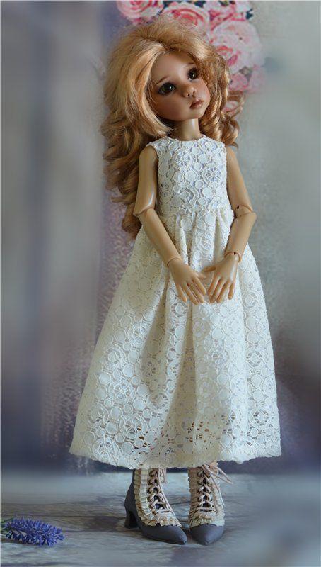 Платья для Кайе Виггс и Доллстаун 7 лет) / Все для BJD / Шопик. Продать купить куклу / Бэйбики. Куклы фото. Одежда для кукол