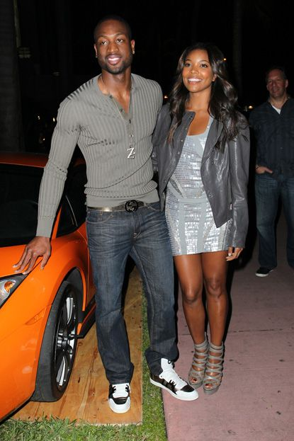 D. Wade and Gabby