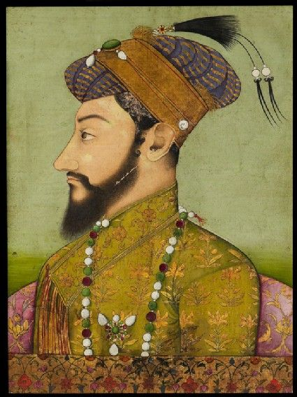 Style: Mughal; Type: Portraiture and court life; Title: 'Prince Aurangzeb', Deccan Plateau, 1653-1655