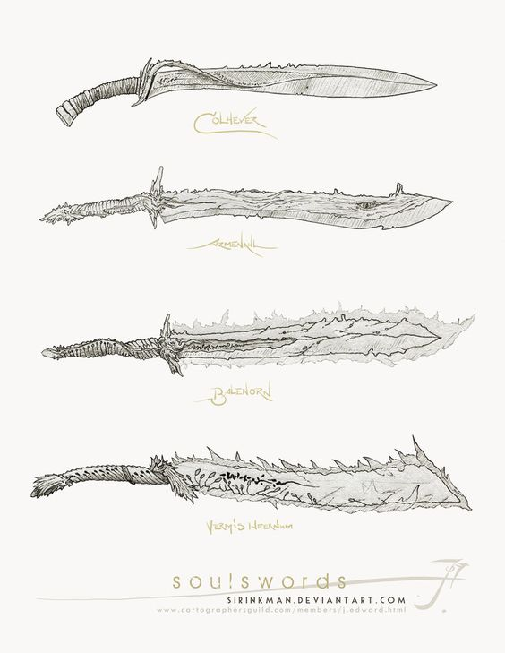 Soulswords pencil by sirinkman zen coloring pinterest sketches