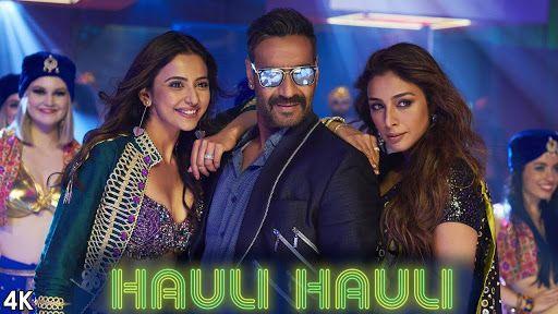 Hauli Hauli Lyrics De De Pyaar De In English And Hindi In 2020 Bollywood Music Neha Kakkar Bollywood Songs