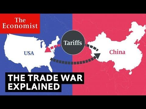America V China Why The Trade War Won T End Soon The Economist