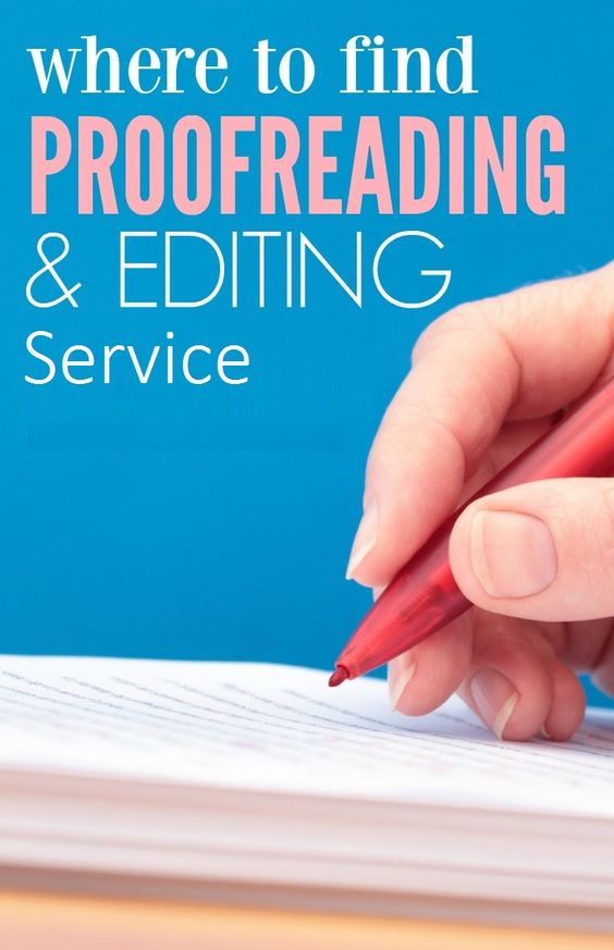 Editing proofreading services just student