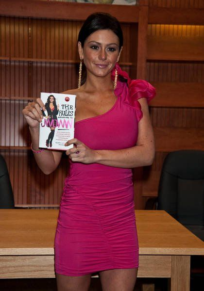 The Rules According to JWOWW: Shore-Tested Secrets on Landing a Mint Guy, Staying Fresh to Death, and Kicking the Competition to the Curb - JWoww aka Jenni Farley