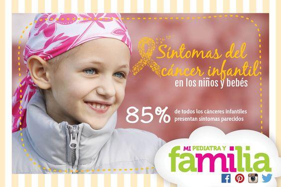 Mi Pediatra y Familia - Síntomas del cáncer infantil #mipediatrayfamilia #queremosniñossaludables