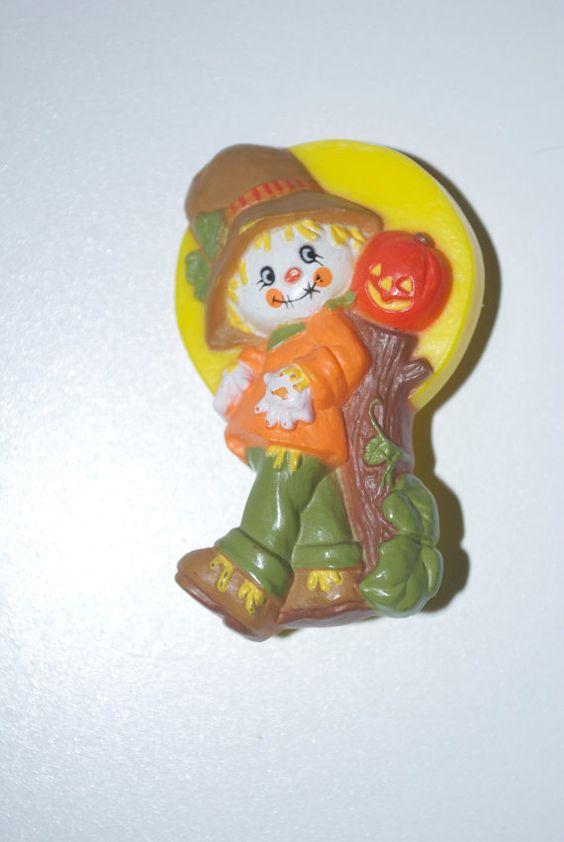 Vintage+Scarecrow+Halloween+Thanksgiving+by+MissBargainHuntress
