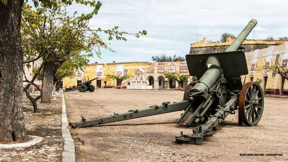 "Elvas-As Cores do Alentejo ""Museu Militar"""