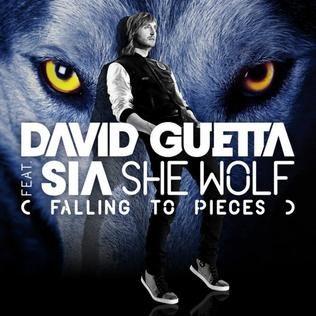 David Guetta, Sia – She Wolf (Falling to Pieces) acapella