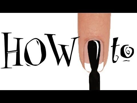 How to paint your nails perfectly youtube nagellacken parade how to paint your nails perfectly youtube prinsesfo Images