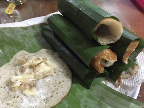 Resep Serabi Solo Teflon Ala2 Notosuman Oleh Nia Jeffri Resep Resep Masakan Resep Masakan