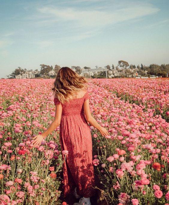 ela decidiu Florescer como todas as flores 🌹🌹☀