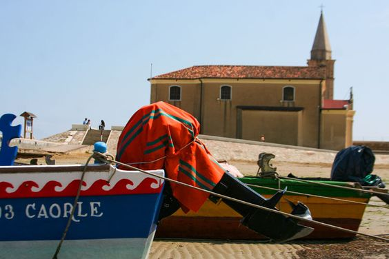 Caorle, Italy.....summer vacations :)