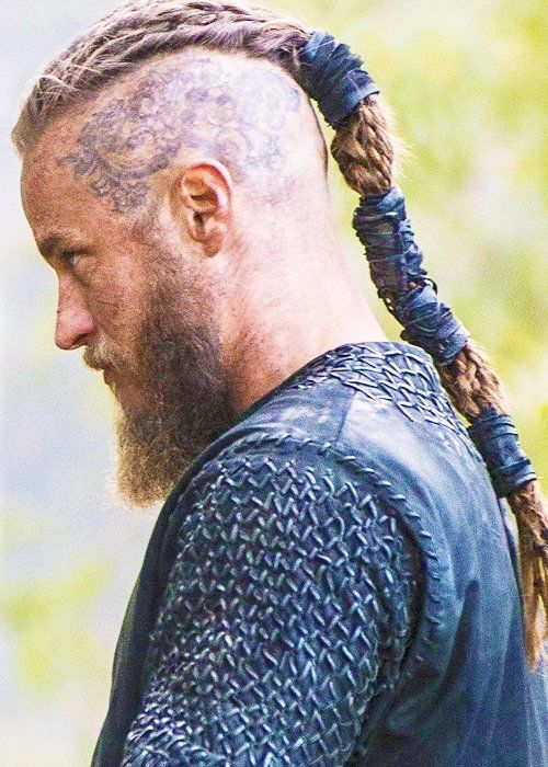 Image Result For Ragnar Lothbrok Hair Estilos Rastas