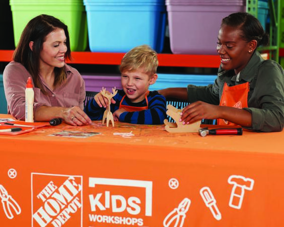 What Is Home Depot Kids Workshop