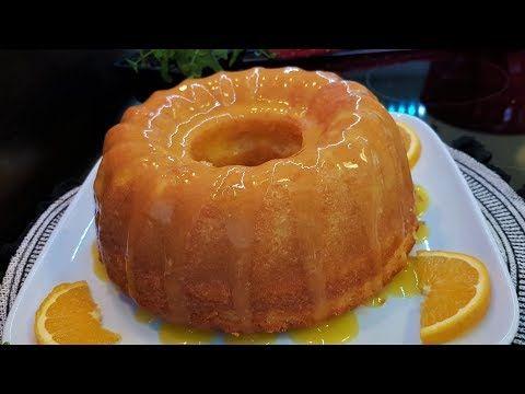 كيكة البرتقال مع الصوص هشه وخفيفه الذ واطيب وصفة كيك ممكن تعملوها Youtube Indian Dessert Recipes Dessert Recipes Food