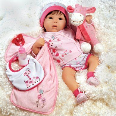 Realistic And Lifelike Baby Doll Tall Dreams Ensemble 19