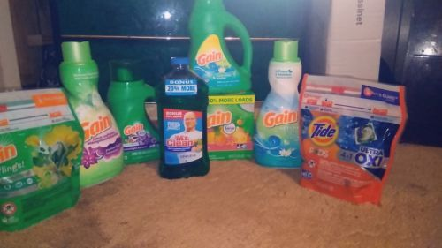 Detergents 78691 Gain Bundle Buy It Now Only 22 On Ebay