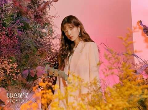 Kwon Eun Bi Selebritas Yuri Sakura