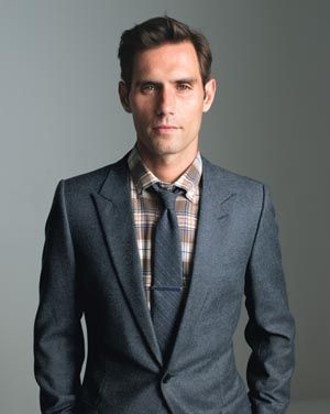 New Suits: Made in the Shade | Vests, Brown shirts and Gray