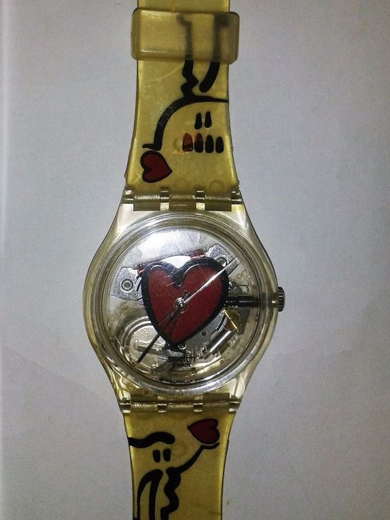 SWATCH CUPID S BOW GK371