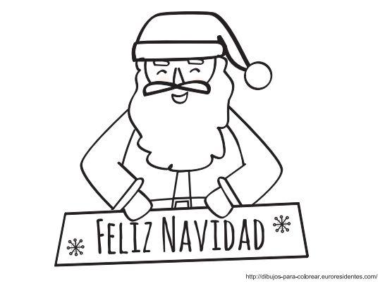 Letras Feliz Navidad Para Colorear Interesting Letras Feliz Navidad