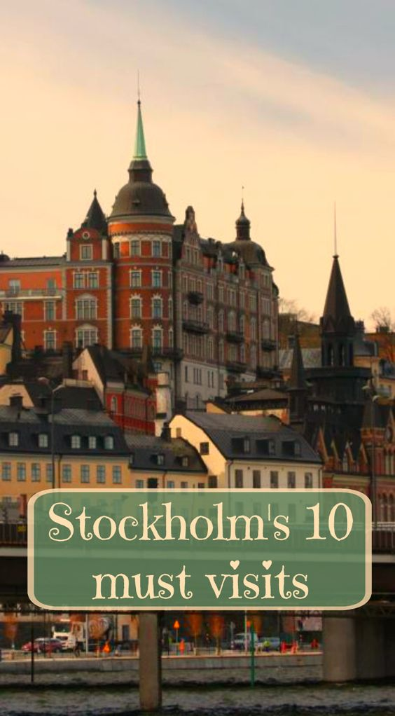 Click here to find the perfect way to visit Stockholm. Explore its hidden gems, learn how to travel efficiently and download our free map which you can use offline to stroll along the coolest places like a local!