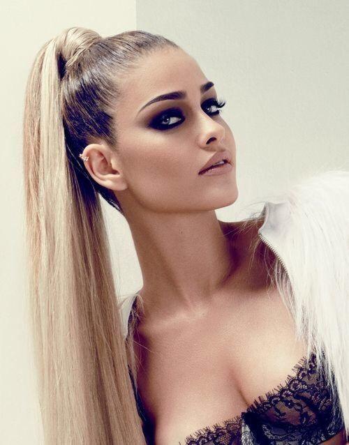 Imagen de girl, model, and hair