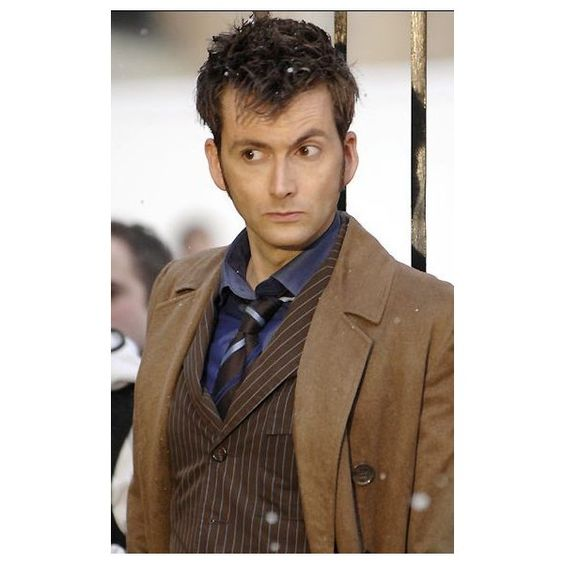 david tennant ❤ liked on Polyvore featuring doctor who